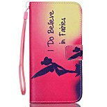 Painted PU Phone Case for iphone 6 plus/6S plus