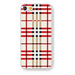 Cross Pattern PC Hard Case for iPhone 5/5S