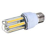 1 pcs E26/E27 8W 6 COB 810 LM Warm White / Cool White B Decorative LED Corn Bulbs AC 85-265 V