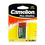 Camelion Plus Alkaline Primary Batteries Size 9V (1pcs)