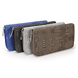 ZIQIAO® Unisex Casual Fashion Canvas Wallet