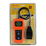 Memoscan U281 Automotive CAN BUS OBDII OBD2 Self Diagnose Code Reader Scanner Tool