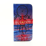 Sea with Dream PU Leather Wallet Full Body Case for iPhone 6/6S