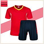Ensemble de Vêtements/TenusFootball / Course/Running-Respirable / Séchage rapide / Matériaux Légers àManches courtes