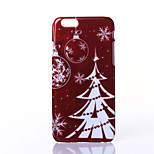 Christmas Ritual Tree Pattern PC Hard Case for iPhone 6/iPhone 6S