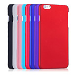 Pajiatu Mobile Phone Hard PC Back Cover Case Shell for iPhone 6S (Assorted Colors)