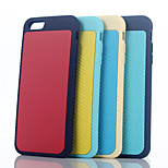 New Style Silicon Fashion Exotic Mobile phone Case for iPhone6S Plus/6 Plus  Assorted Color