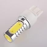 Yobo T20S (7440) -6d 4 * tähkä 9w 480-500lm luonnollinen punainen valo johtanut lamppu auton jarrujen / peruutusvalaisin dc (12v-24v)