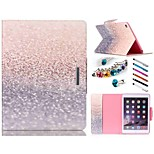 Special Design Novelty Folio Case PU Leather Coloured Drawing or Pattern Holster for iPad mini/3/2/1