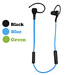 High Quality  Wireless Bluetooth Headphone Stereo Sport Earphone Earbud with Microphone For iphone 6plus