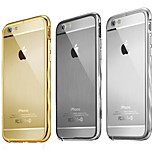 The New Metal Frame Back Cover Following for IPHONE 6 (Assorted Colors)