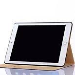 Custodia in pelle con copertura della cassa del basamento per ipad mini 3/2/1 (colori assortiti)