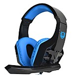 Wired Gaming Stereo Headphones Headset Earphone PC Computer Laptop Earphone