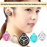 Anti-radiation Bluetooth Headset Wireless Phone Music Headphones for Samsung s5 s6  iPhone 6S