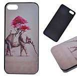 Elephant Pattern Hard Back Case for iPhone 5/5S
