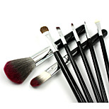 7PCS  New Professional  Pink Makeup Brush Sets  Cosmetic Brushes