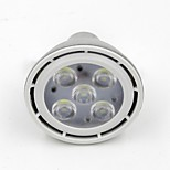 1pcs GU10/E26/E27 5W 5PCS SMD 450LM Warm White / Cool White / Natural White G50 Dimmable Spot LightsAC85-265V