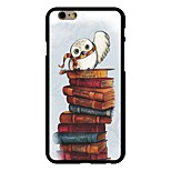 The bird Pattern PC Hard Case for iPhone 6/6S