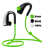Sports Neckband Elastic Folded Stereo Wireless V4.0 Bluetooth Headset Earphone  Sports Headphones for iphone 6Puls 6S