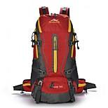 55 L Zaini da escursionismo / Zainetti da alpinismo / Ciclismo Backpack Campeggio e hiking / Scalata / Viaggi All'apertoImpermeabile /