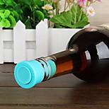tampas de garrafa de vinho de vácuo