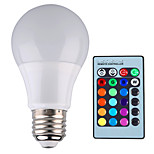 Lampadine globo 1 LED ad alta intesità 无 B E26/E27 5 W Intensità regolabile / Controllo a distanza / Decorativo 500 LM Colori primari1