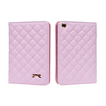 Newest Love Heart Pattern PU Leather Case Cover for iPad 2/3/4(Assorted Colors)