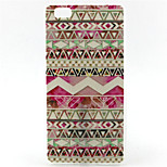 Lovely Pink Pattern TPU Soft Case for Huawei P8 Lite
