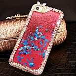 High Quality Quicksand with Diamond Back Cover for iPhone 6 (Assorted Colors)