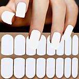 1 - Autocollants 3D pour ongles - Doigt / Orteil - en Adorable - 14.5*7.5*0.1