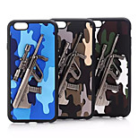 PC Woodland Metal Mobile phone Case for iPhone6 PLUS Assorted Color