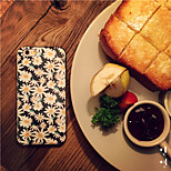 The Sea of Flowers Pattern High Quality PU Leather and TPU Back Case for iPhone 6/iphone 6S(Assorted Colors)