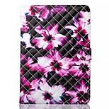 Fashion Patterned Protective PU Leather Case w/ Stand & Card Slots for IPAD AIR 2