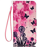 Splendor  Pattern PU Leather Phone Case For  iPhone 6/6S