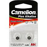 Camelion Alkaline Button Cell  Size AG4 (2pcs)