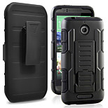 militärische Zukunft Rüstung Hybrid-Hochleistungs 3 in 1 Kombi-Dreifach volle Stand Hülle für HTC M7 / M8 / M9 / Wunsch 520