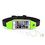 Multifunctional Outdoor Sports Running Waist Pack For Men And Women Bag for Iphone6s