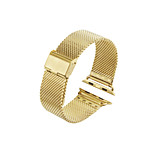Wide Mesh Metal Watch Chain for Apple Watch 38mm