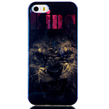 The Lion King Pattern Blu-ray IMD Cell Phone Case for iPhone 5/5S