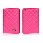 Newest Love Heart Pattern PU Leather Case Cover for iPad Air(Assorted Colors)
