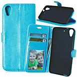 Qualitäts-PU-Leder Geldbörse Handy-Köchertasche für HTC Desire 626 (Farbe sortiert)