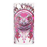 Colorful Bird Pattern TPU Material Soft Cover for Sony Xperia Z3 Compact