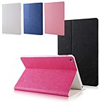Superior Texture Ultra-thin with Stand PU Leather Case for iPad Mini 1/2/3(Assorted Colors)