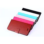The New Clamshell Mobile Phone Leather Cases for IPHONE 6 Plus (Assorted Colors)