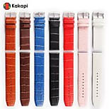Classic Buckle  Alligator Pattern Watchband Pu for IWatch Watchband 38mm/42mm Assorted Colors