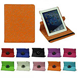 Palace Flower Pattern 360 Degree Rotating PU Leather Full Body Case with Stand for iPad 2/3/4 (Assorted Colors)