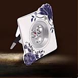 1 pcs Mizhichen 9005 3 W 3 Integrate LED 100 LM Warm White / Cool White Decorative Spot Lights AC 85-265 V