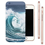 Limit Billow Scenery TPU Material Soft Phone Case for iPhone 6/6S