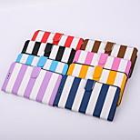 pu seguito dalla corrispondenza striscia di colore e set alla moda di telefonia mobile per iPhone 4S / 4 colori assortiti