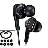 neuesten ursprünglichen ha-fxt90 hifi Doppelantrieb in-Ear-Kopfhörer 3,5 mm Stereo-Kopfhörer Bass Kopfhörer für iPhone 6 / 6plus